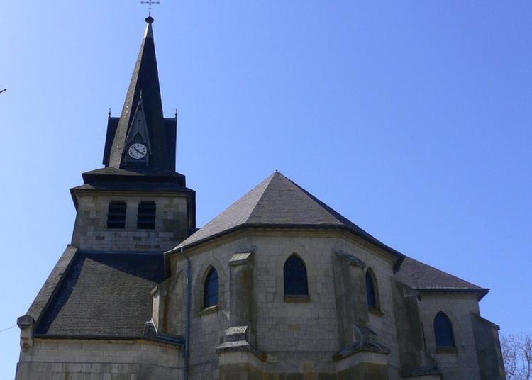 Eglise Notre-dame à Seuil