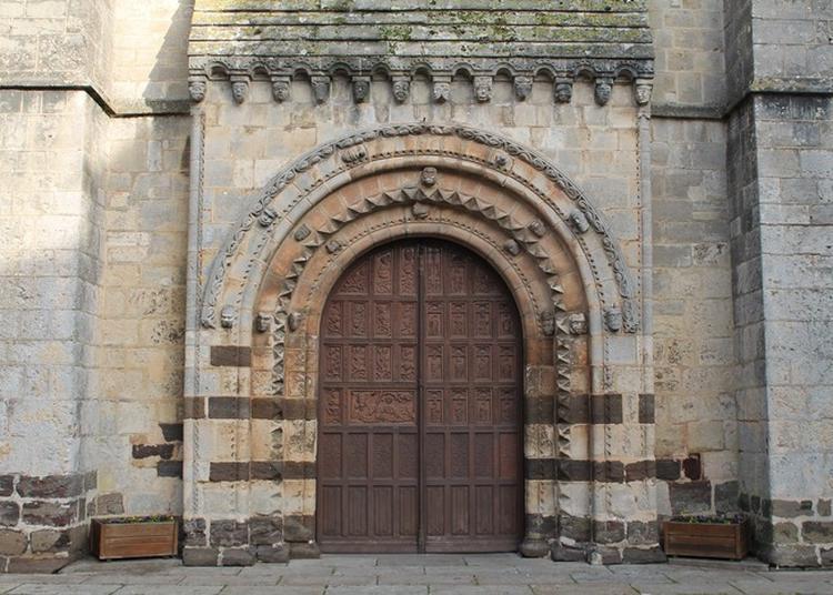 Église Notre-dame à Fresnay sur Sarthe