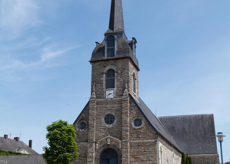 Eglise Notre-dame-de-l'asomption à Villepot