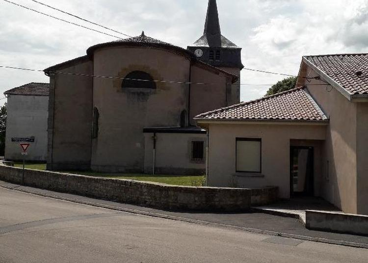 Eglise Notre-dame De L'assomption à Consenvoye