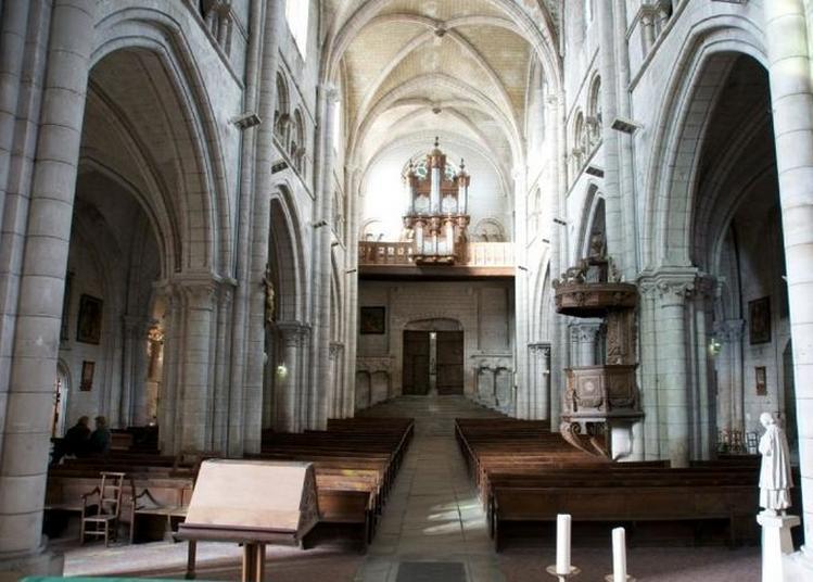 Église Notre-dame-de-l'assomption à Joinville
