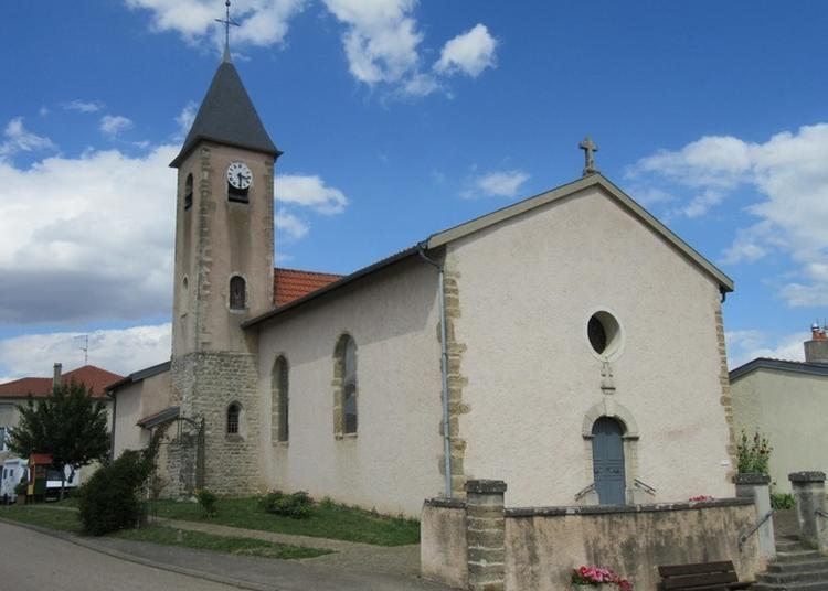 Eglise Notre-dame-de-l'assomption à Agincourt