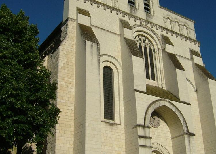 Eglise Notre-dame De Nantilly à Saumur