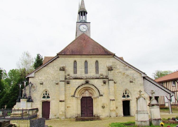 Eglise Notre-dame-en-sa-nativité à Puellemontier