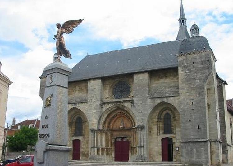 Église Notre-dame-en-sa-nativité à Wassy