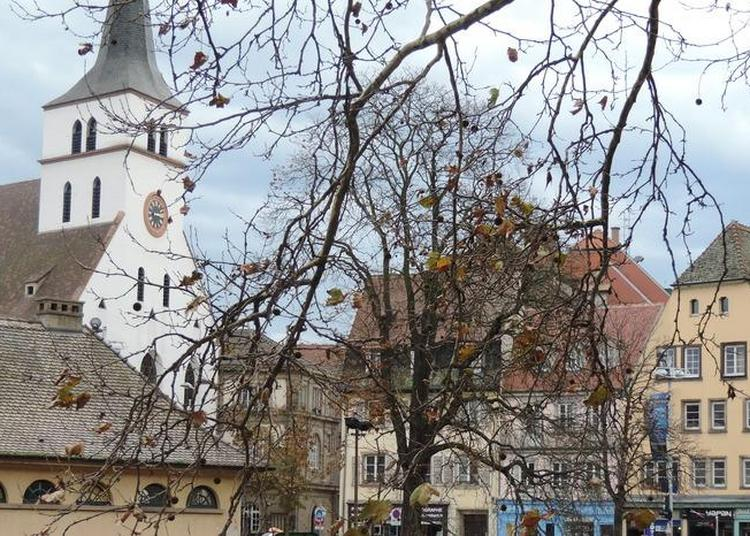 Eglise Ouverte à Strasbourg