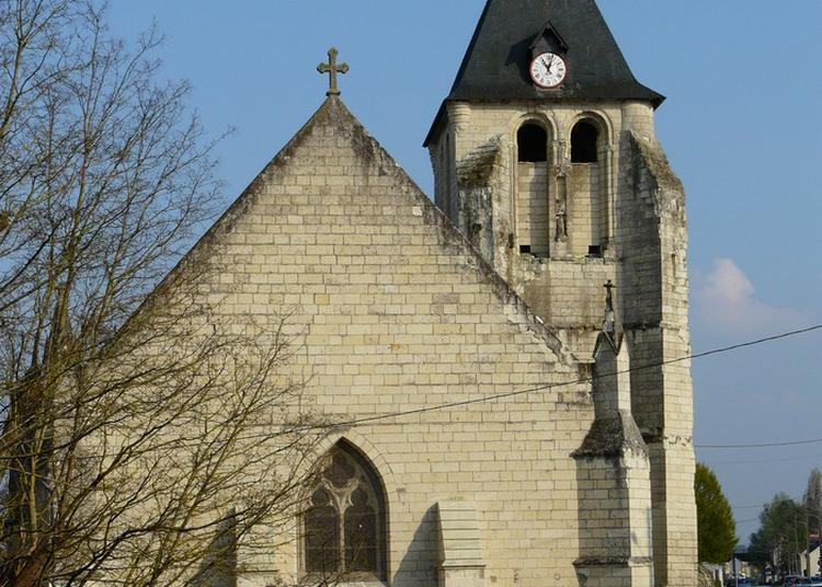 Eglise Paroissiale De Saint-lambert-des-levées à Saumur
