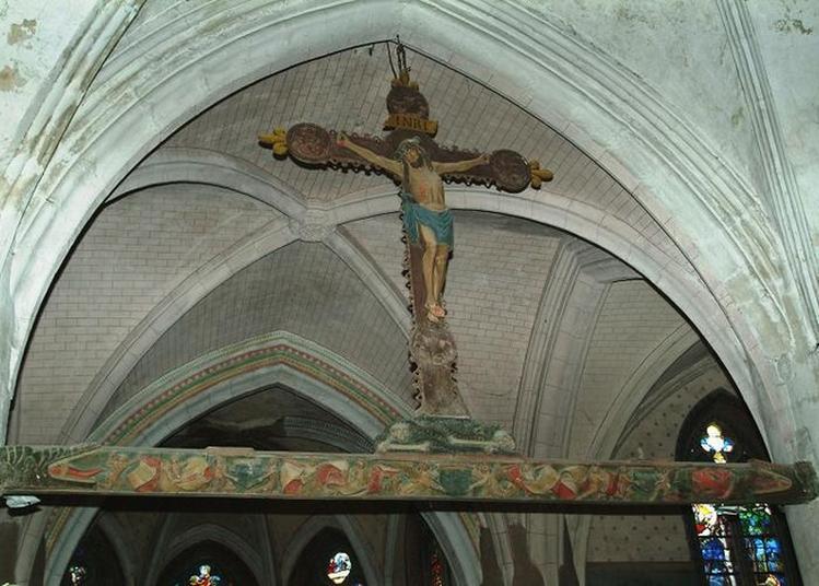 Eglise Saint-aignan à Poissons