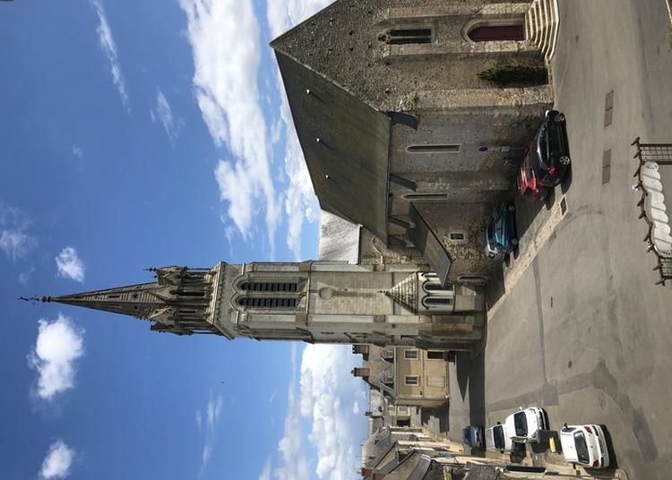 Eglise Saint-aubin à Daumeray