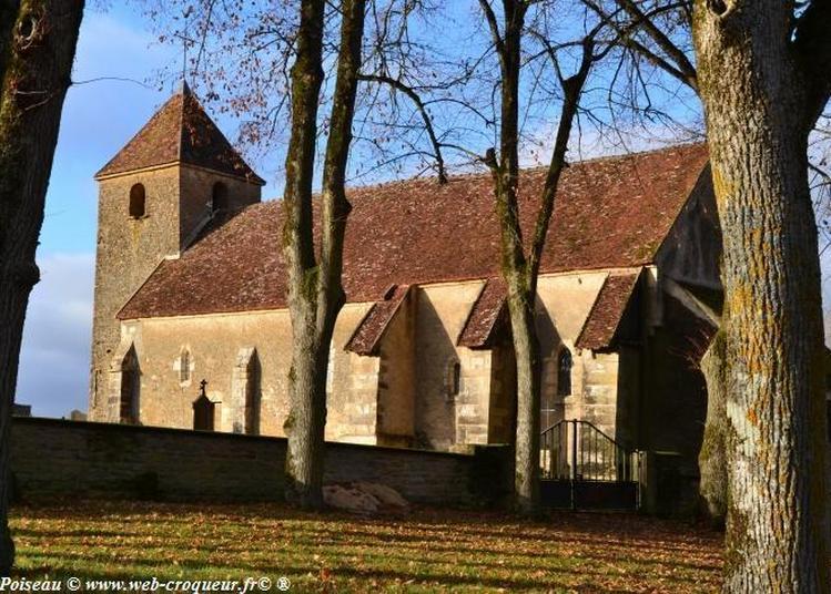 Église Saint-baudel à Parigny la Rose