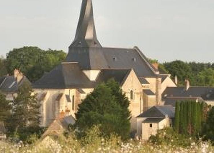Eglise Saint Denis De Pontigné à Pontigne