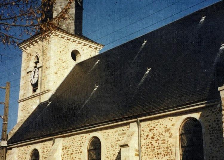 Eglise Saint-désiré à Champagne