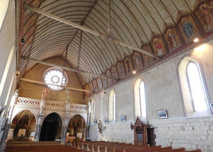 Eglise Saint Etienne - Fougeré à Bauge
