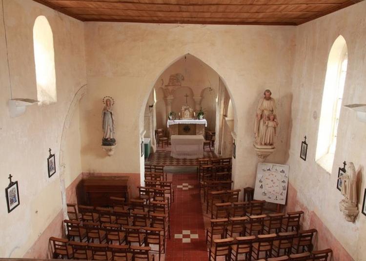 Eglise Saint Eutrope De Montpollin