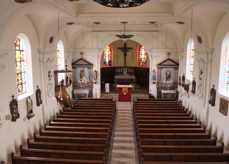Eglise Saint-gengoult à Marbache