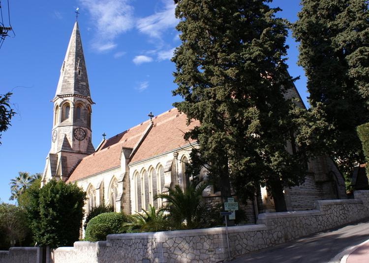 Eglise Saint-georges à Cannes