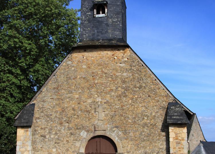 Eglise Saint-germain à Daumeray