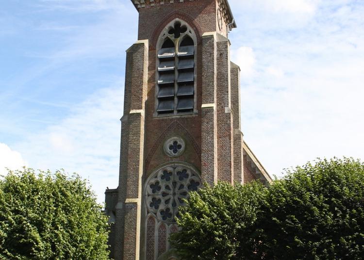 Église Saint-jean-baptiste De Rouvroy à Abbeville