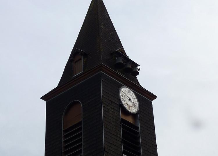 Eglise Saint-jean-l'evangéliste à Han les Juvigny