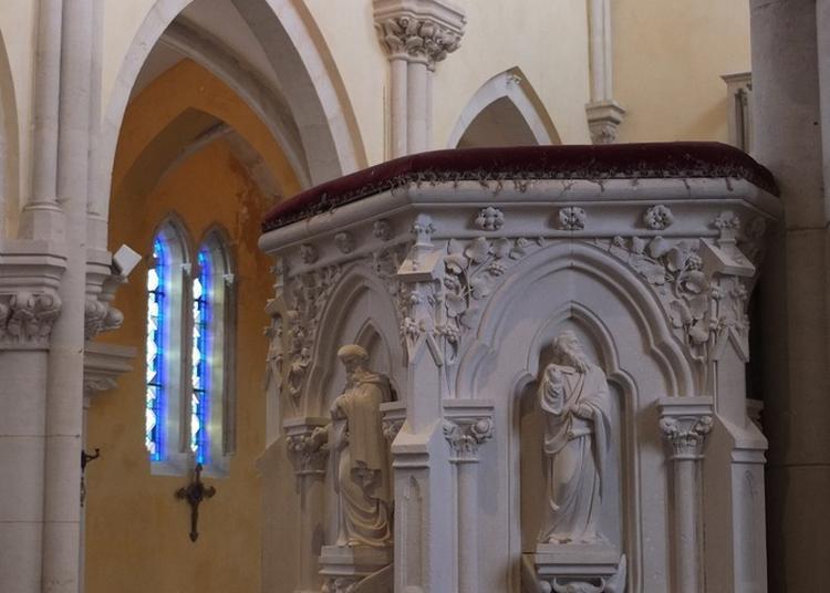 Eglise Saint-joseph à Bourmont