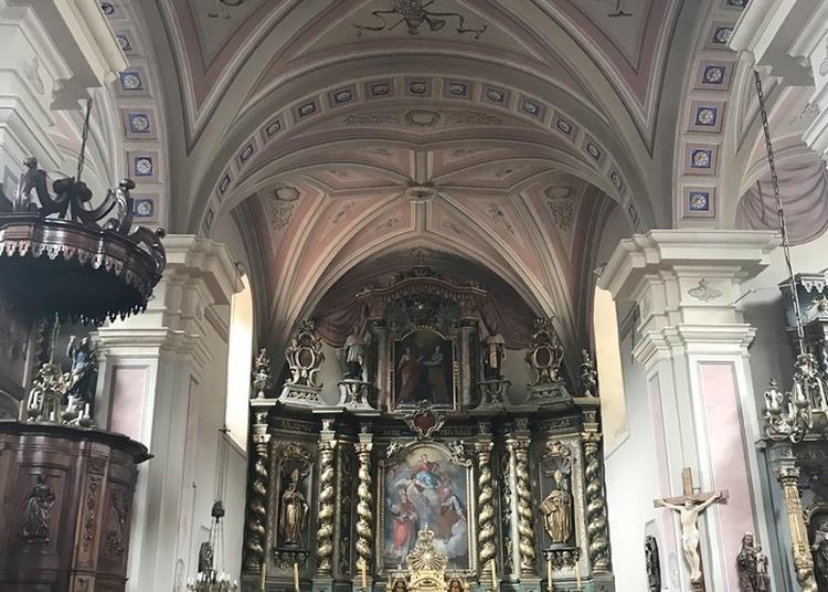 Eglise Saint Laurent à La Plagne
