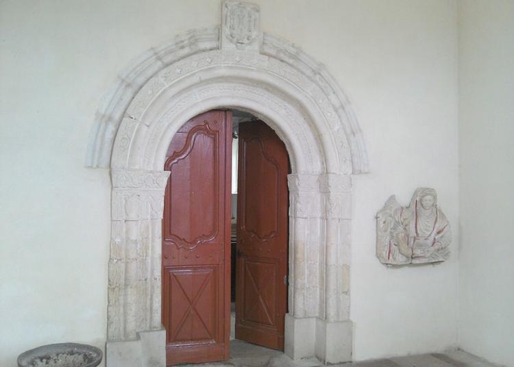 Eglise Saint-martin à Mandres aux Quatre Tours