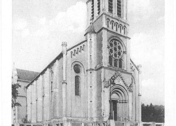 Eglise Saint-martin à Maxeville