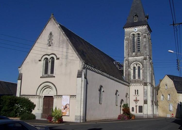 Eglise Saint-martin à Daumeray
