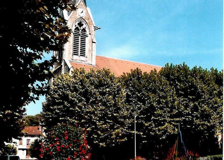 Eglise Saint Martin à Salavre