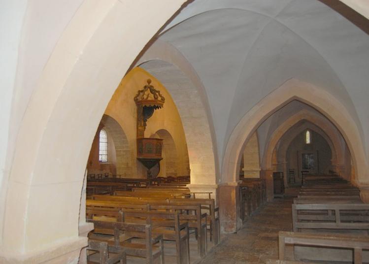 Eglise Saint Martin À Renève à Reneve