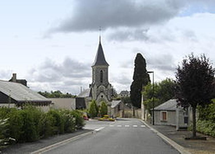 Eglise Saint Martin - Saint Martin D'arcé à Bauge