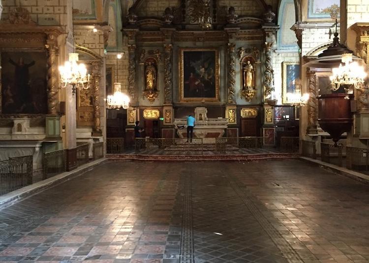 Eglise Saint-matthieu à Montpellier