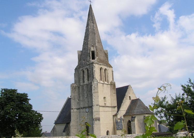 Eglise Saint-maurice à Saumur