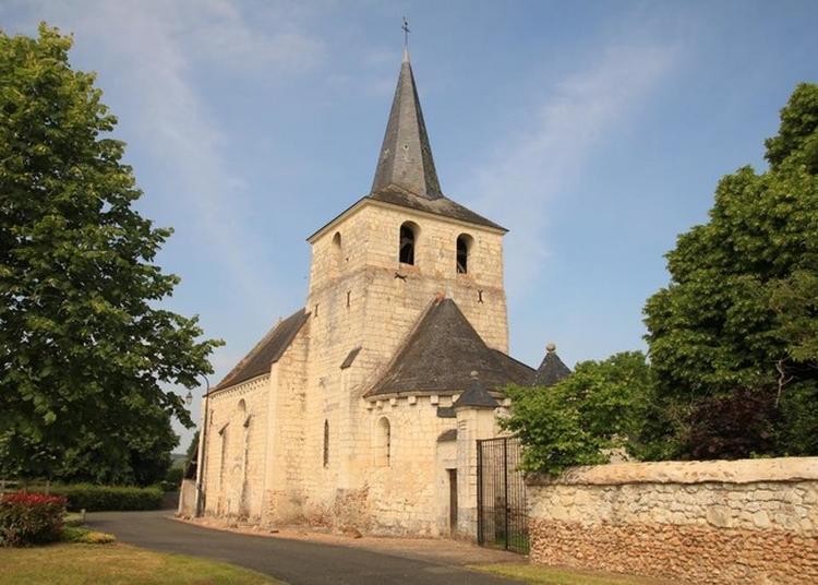 Eglise Saint Maurice - Chartrené à Bauge