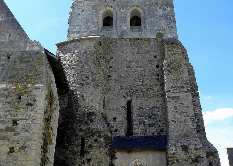 Eglise Saint Médard - Cheviré-le-rouge à Chevire le Rouge