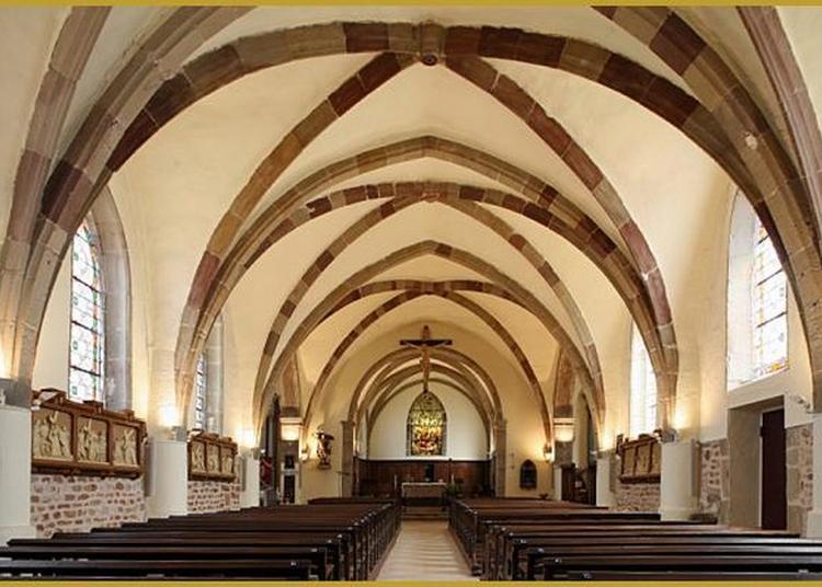 Eglise Saint-michel à Monthureux sur Saone
