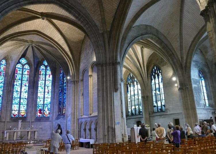 Eglise Saint-nicolas à Rethel
