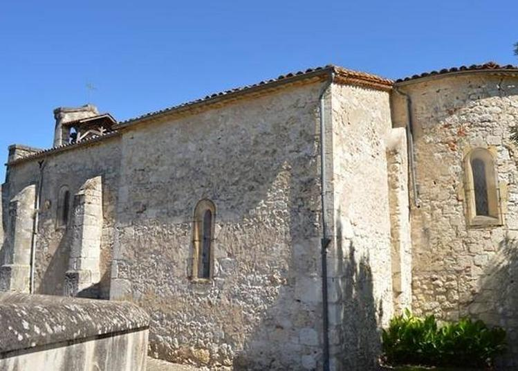 Eglise Saint-pierre à Allez et Cazeneuve