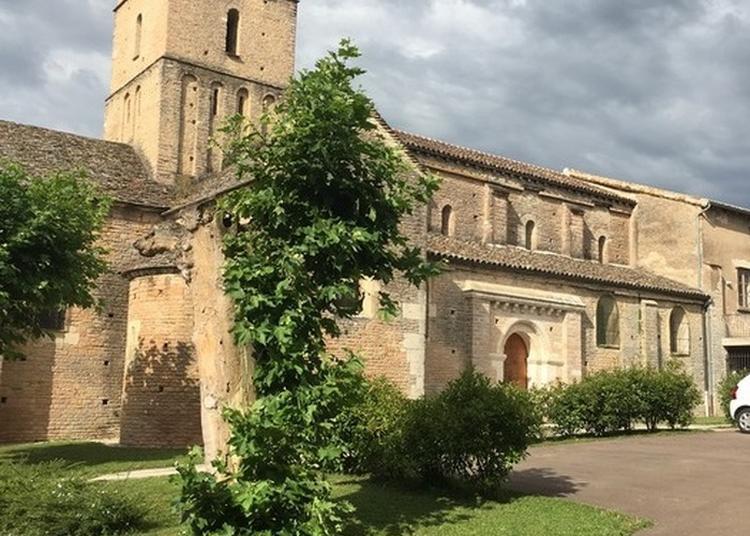 Eglise Saint-pierre D'uchizy à Uchizy
