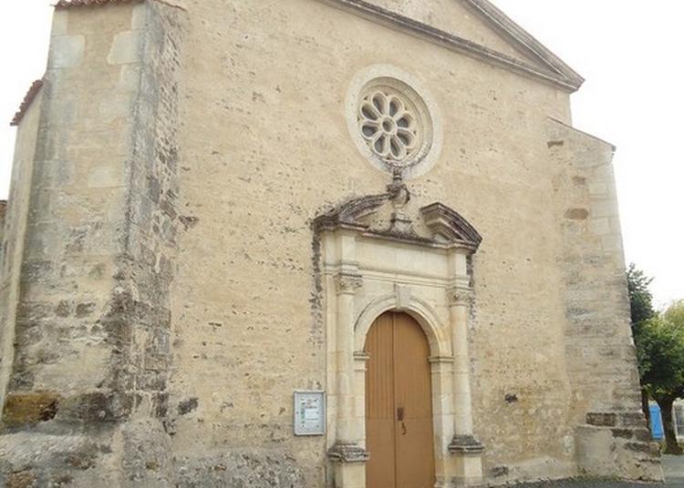 Eglise Saint Pierre Du Simon à Sainte Hermine