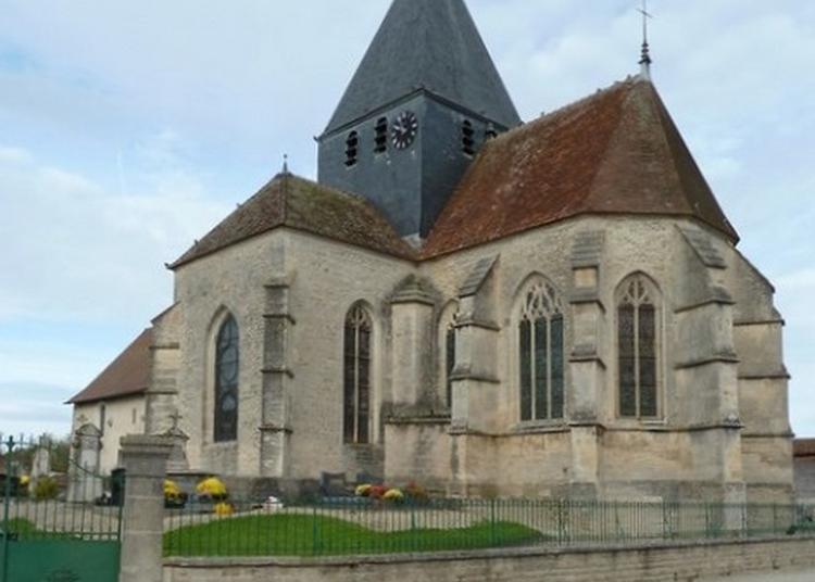 Eglise Saint-pierre-ès-liens à Brienne la Vieille