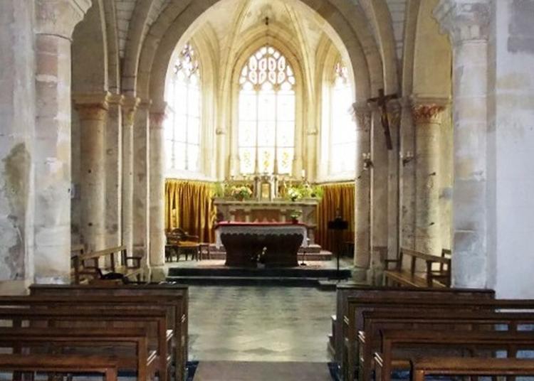 Eglise Saint-pierre-et-saint-paul à Machault