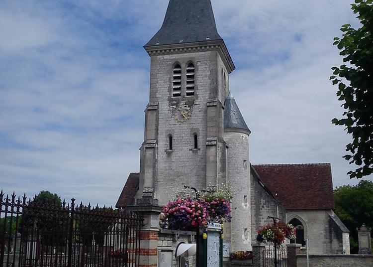 Eglise Saint-pierre-saint-paul à Verrieres
