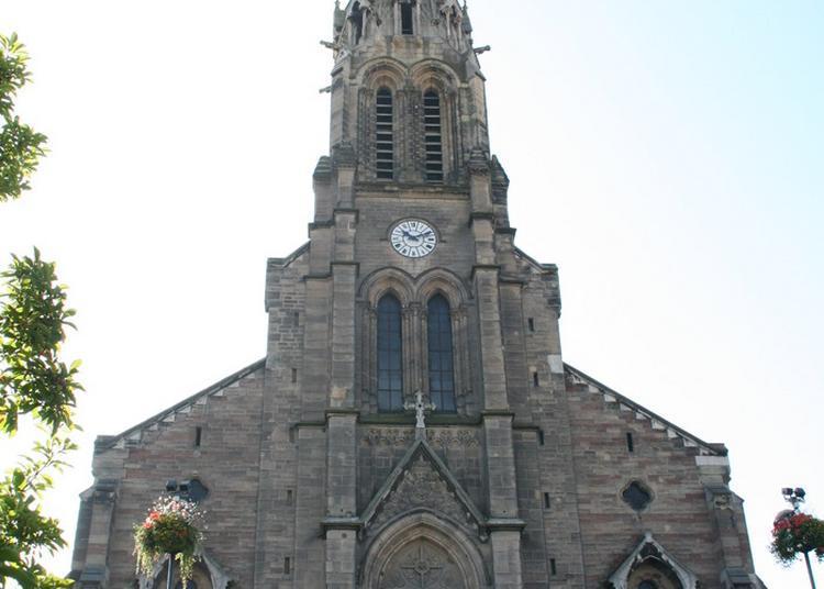 Eglise Saint-rémi à Forbach