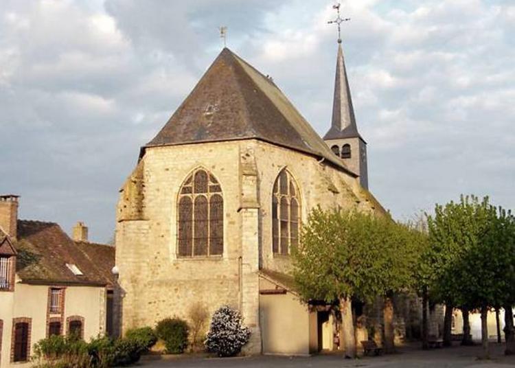 Église Saint-rémi De Domats