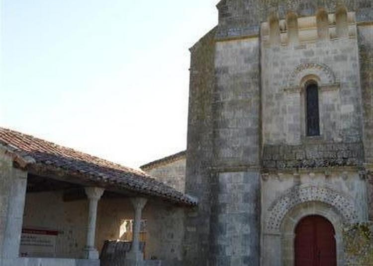 Eglise Saint-robert à Saint Robert