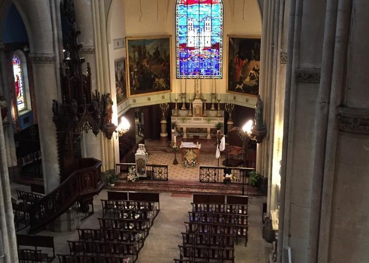 Eglise Saint-roch à Montpellier