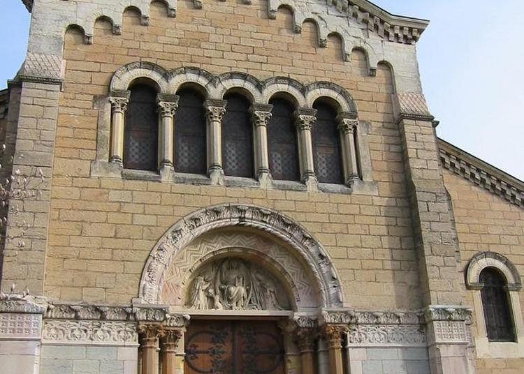 Eglise Saint-roch De Parcieux