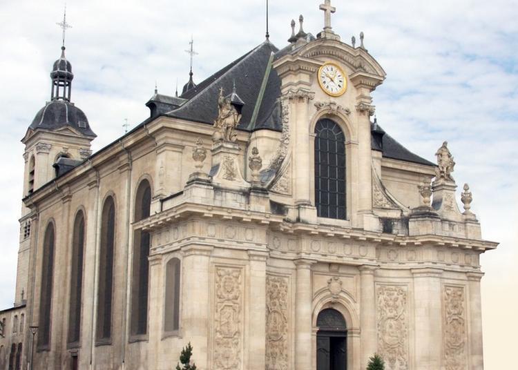 Eglise Saint-sébastien à Nancy