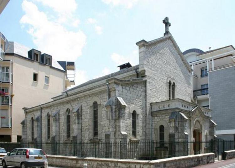 Concert Trompette et orgue à Aix les Bains